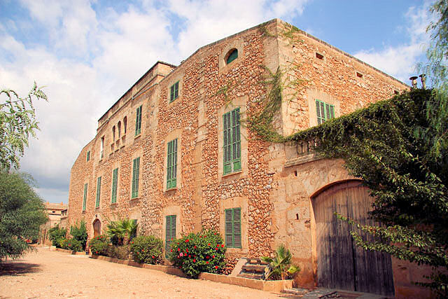 Posesi n arquitectura wikipedia la enciclopedia libre - Casa rural reus ...
