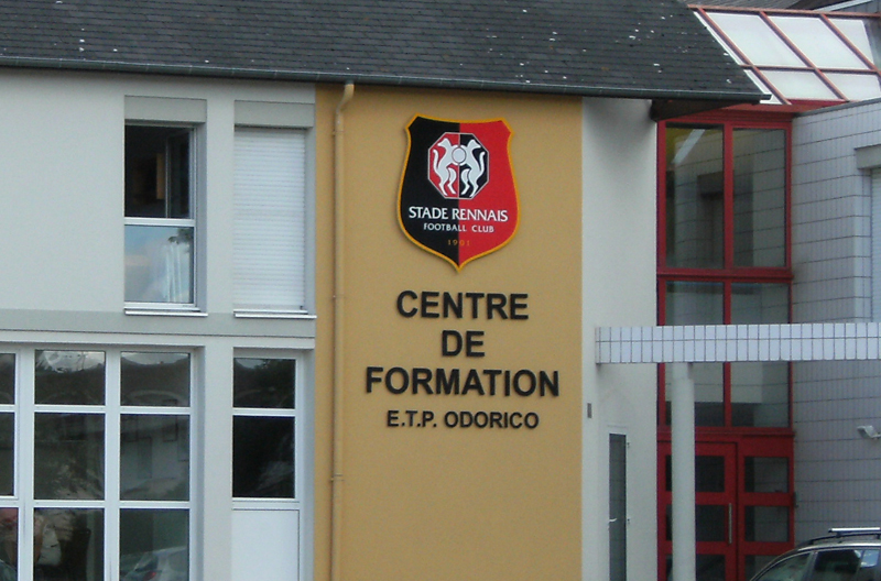 centre de formation du stade rennais football club  u2014 wikip u00e9dia