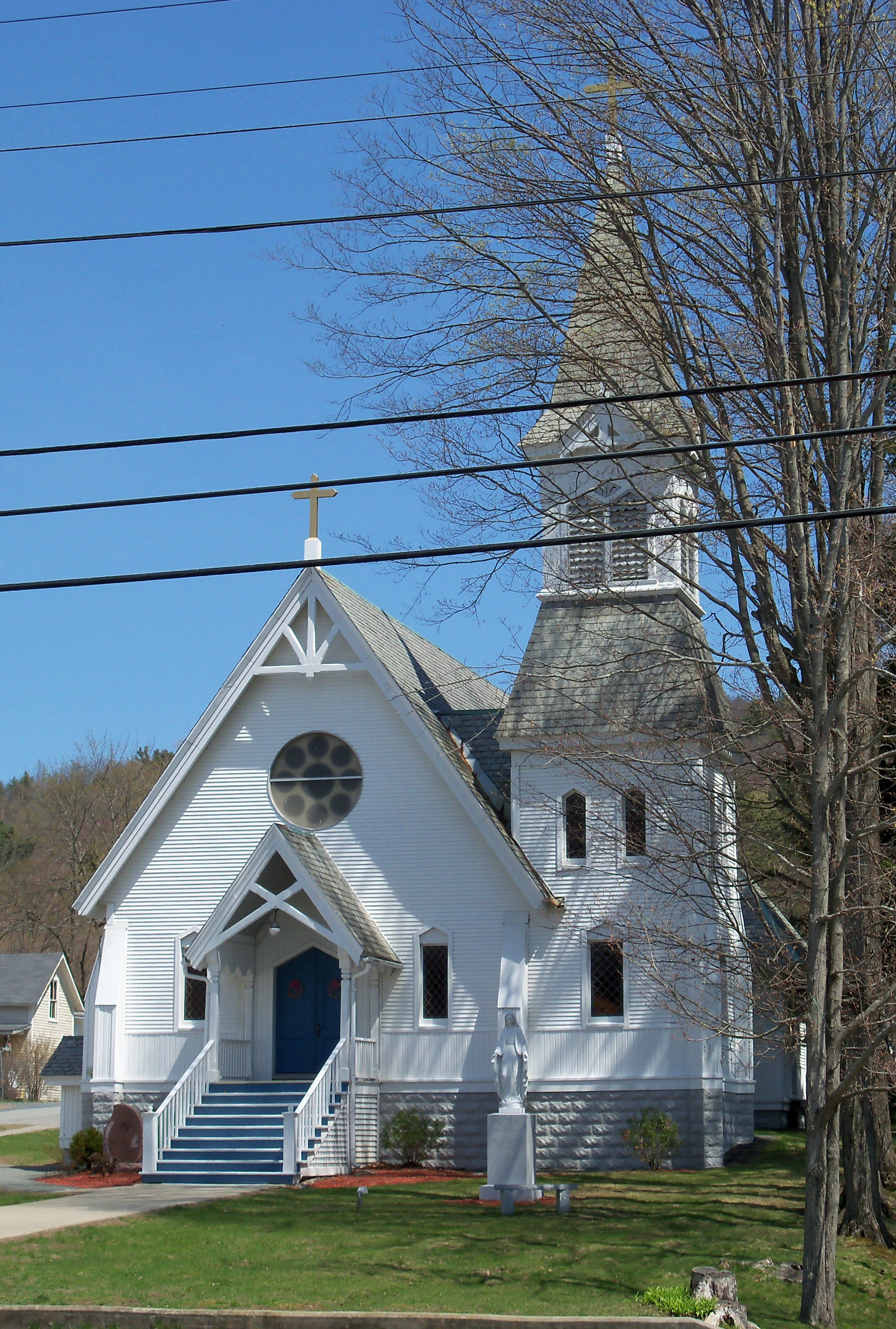 FileSt Catherine Catholic Church Charlestown NH 5JPG