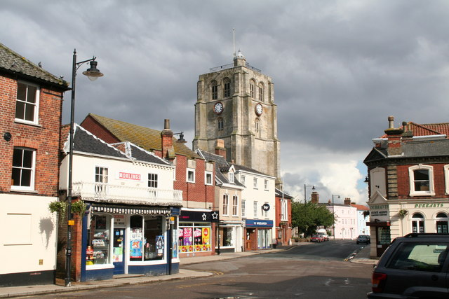 Beccles - Wikipedia