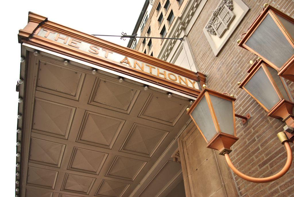 The St Anthony Hotel Wikipedia