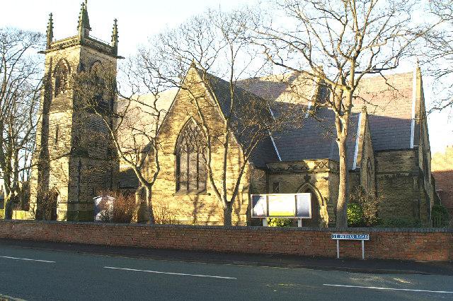 St Peter S Church Birkdale Wikipedia