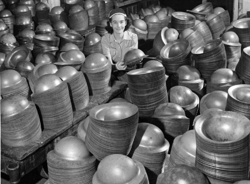 File:Steel helmets jpg - Wikimedia Commons