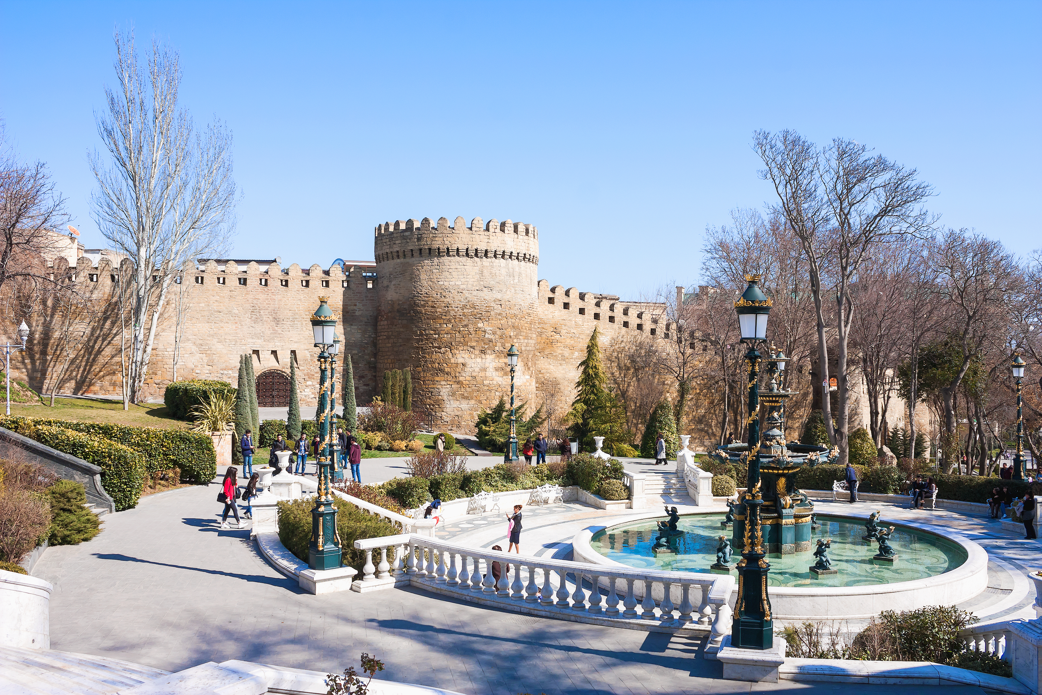 Old City, Places to visit in Baku