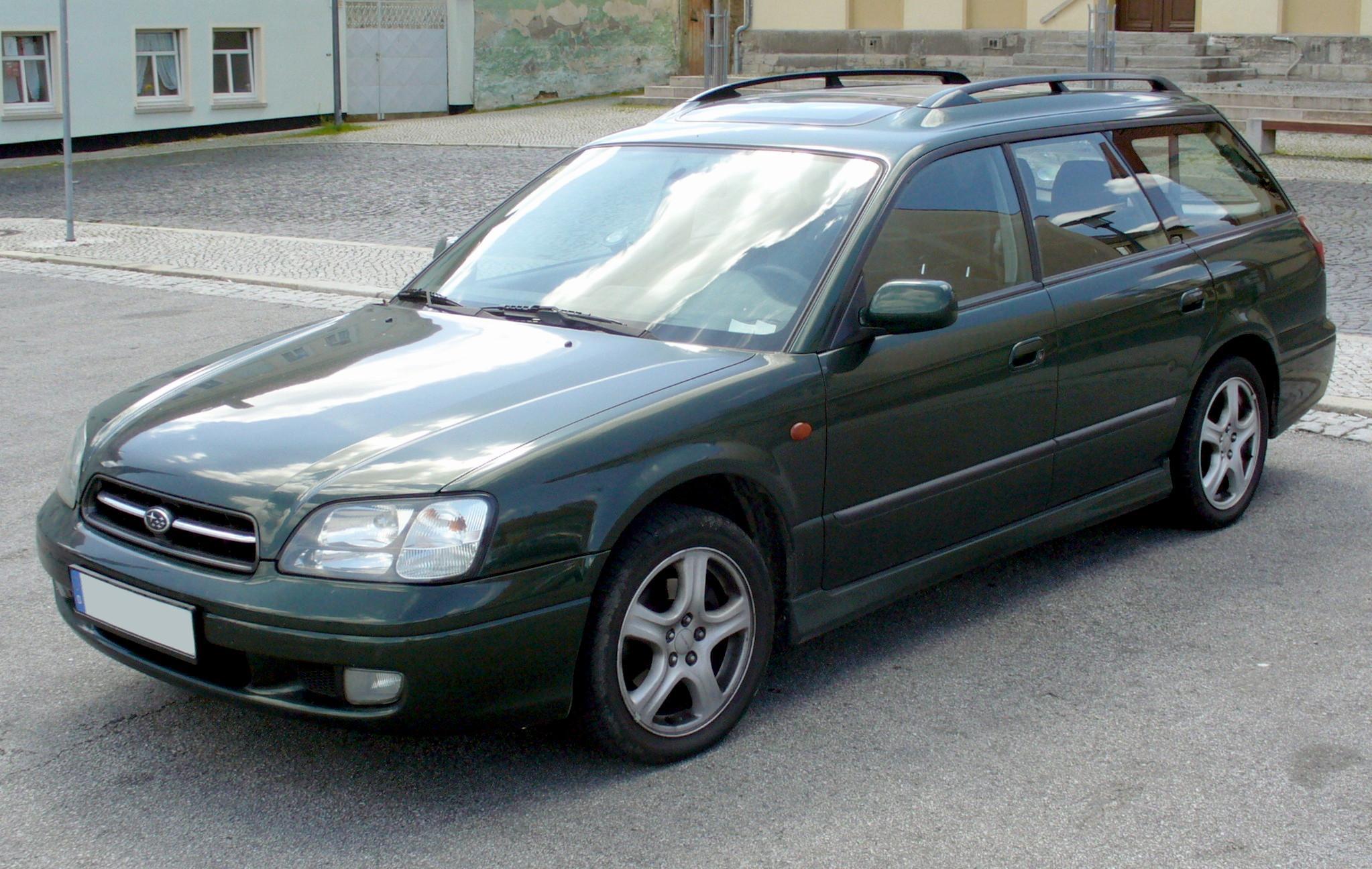 File Subaru Legacy Kombi Jpg Wikimedia Commons
