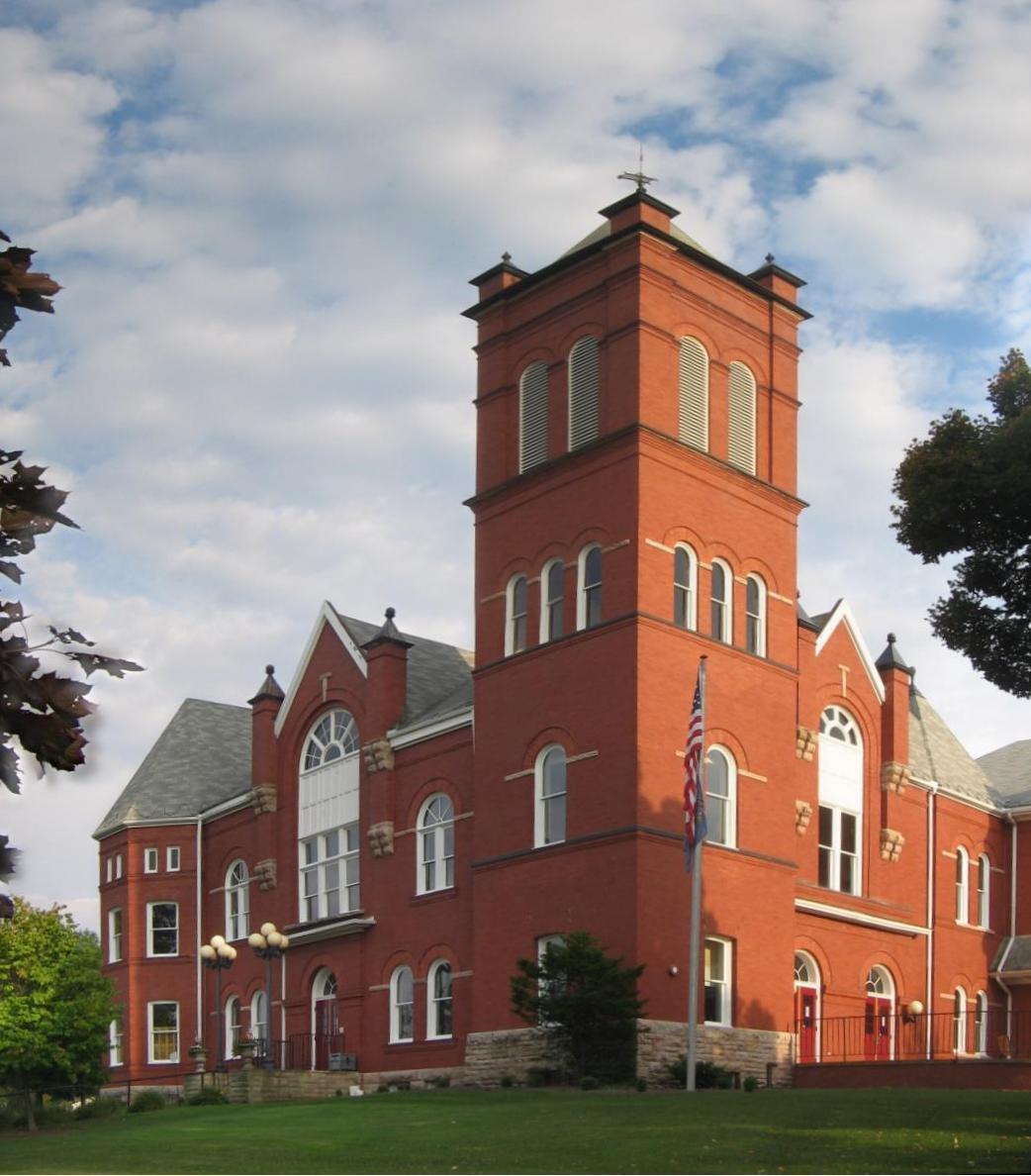 Sullivan county pennsylvania wikipedia for Laporte indiana courthouse