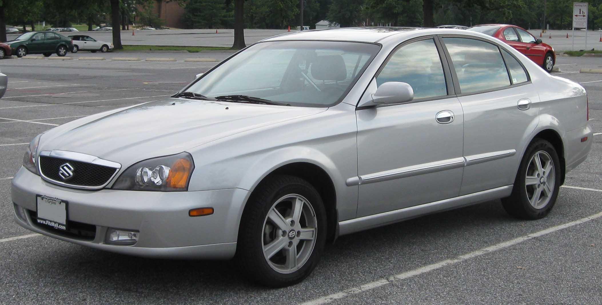 Suzuki Verona
