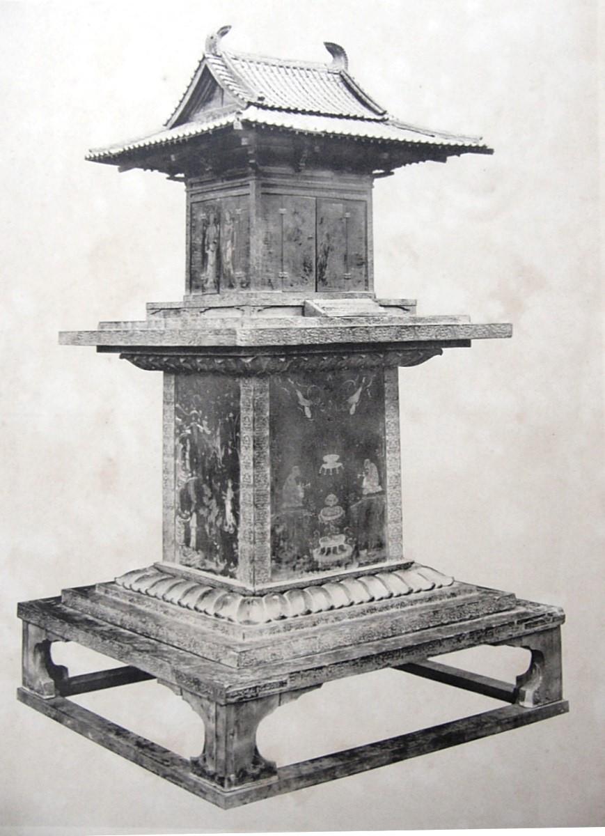 「法隆寺 玉虫厨子」の画像検索結果