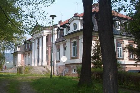 Tęgoborze Palace Wikipedia