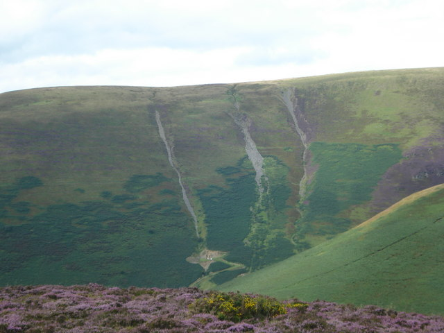 The 'Three Riggles' - Radnor Forest - geograph.org.uk - 1462224