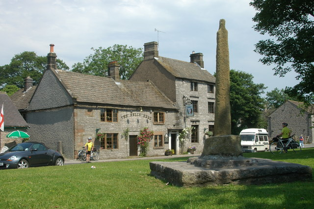 The Bulls Head at Monyash - geograph.org.uk - 765400