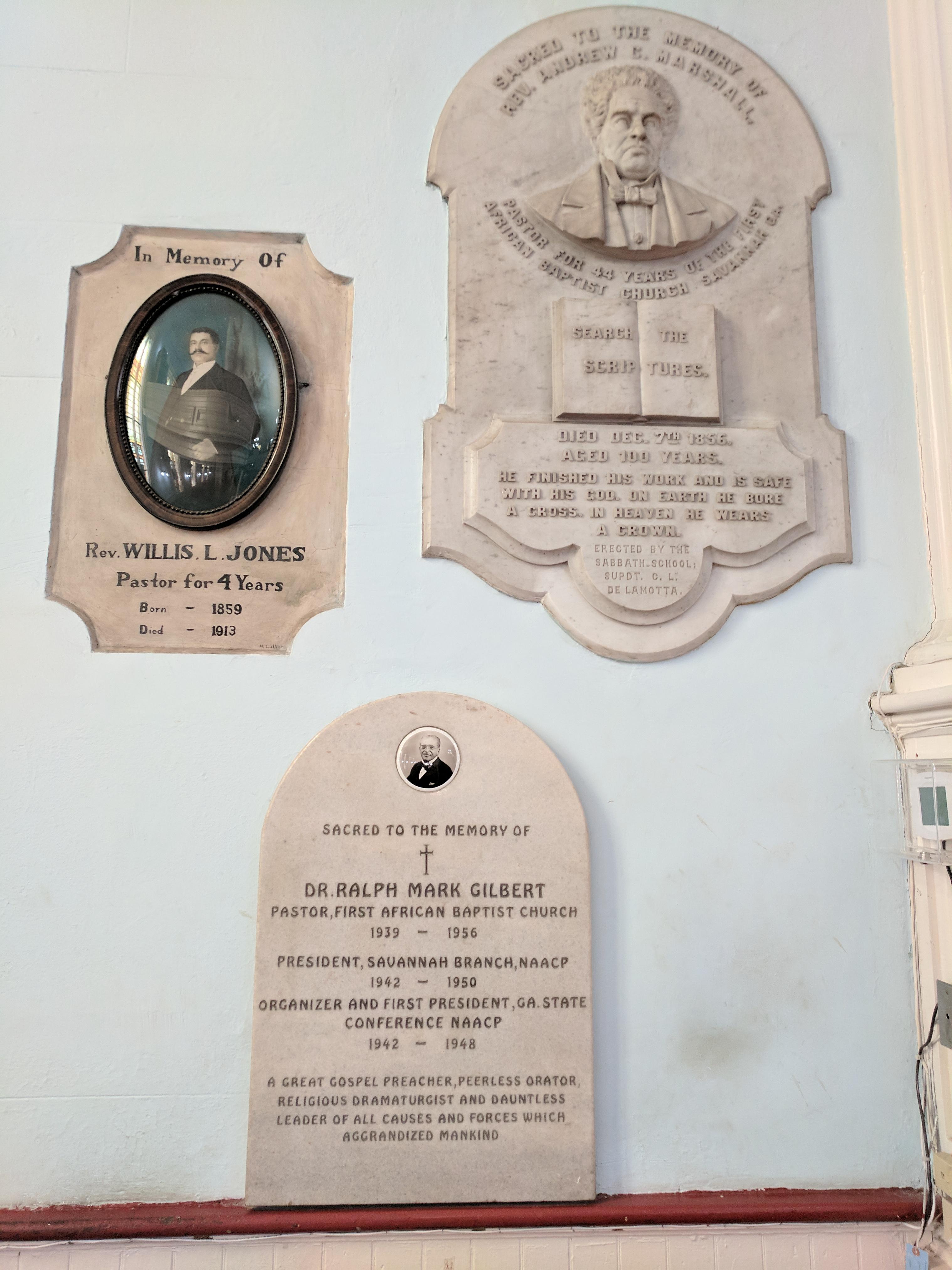 File:The First African Church Savannah Georgia 16 jpg - Wikimedia
