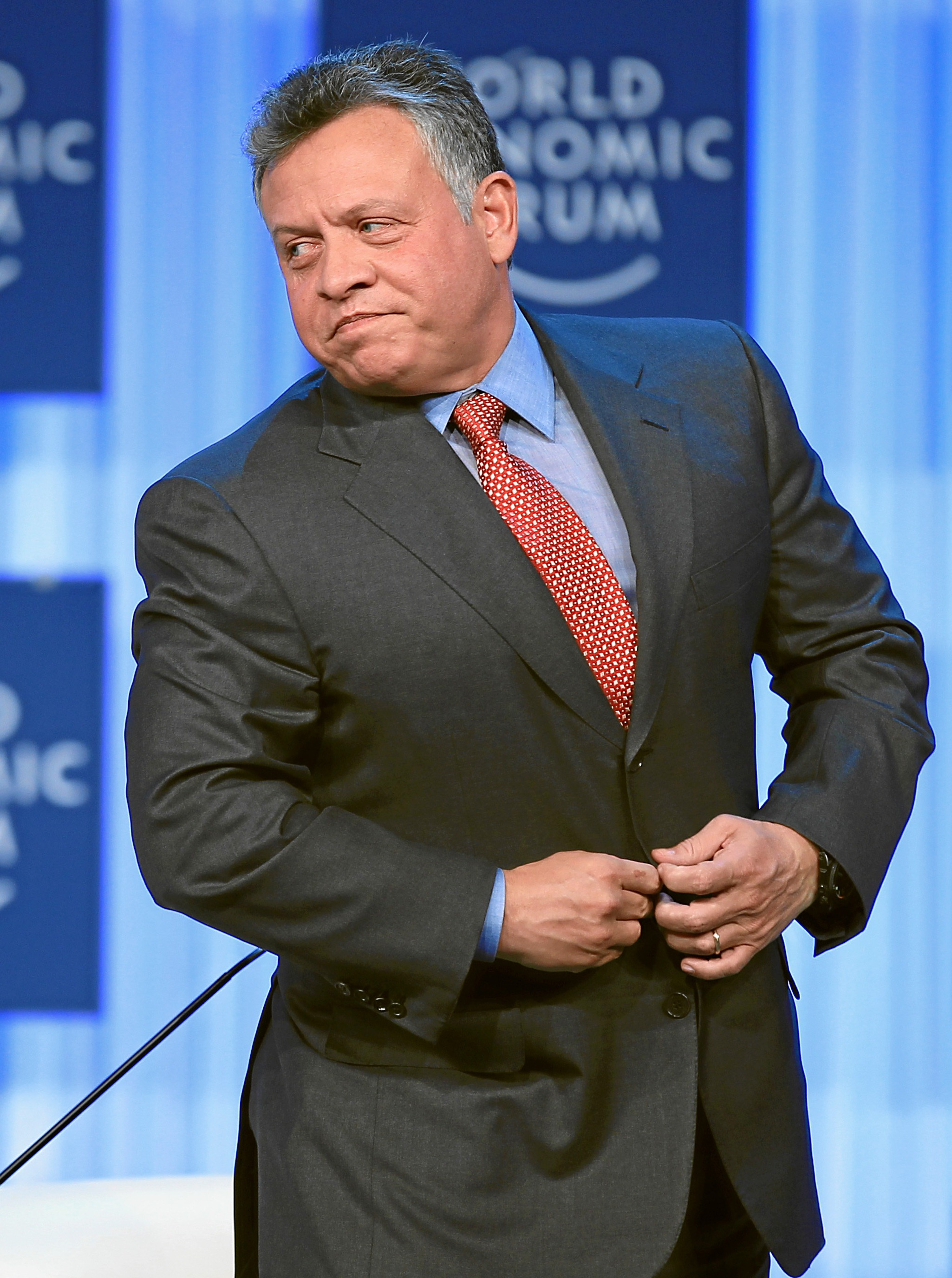 Abdullah II of Jordan - Wikipedia, the free encyclopedia