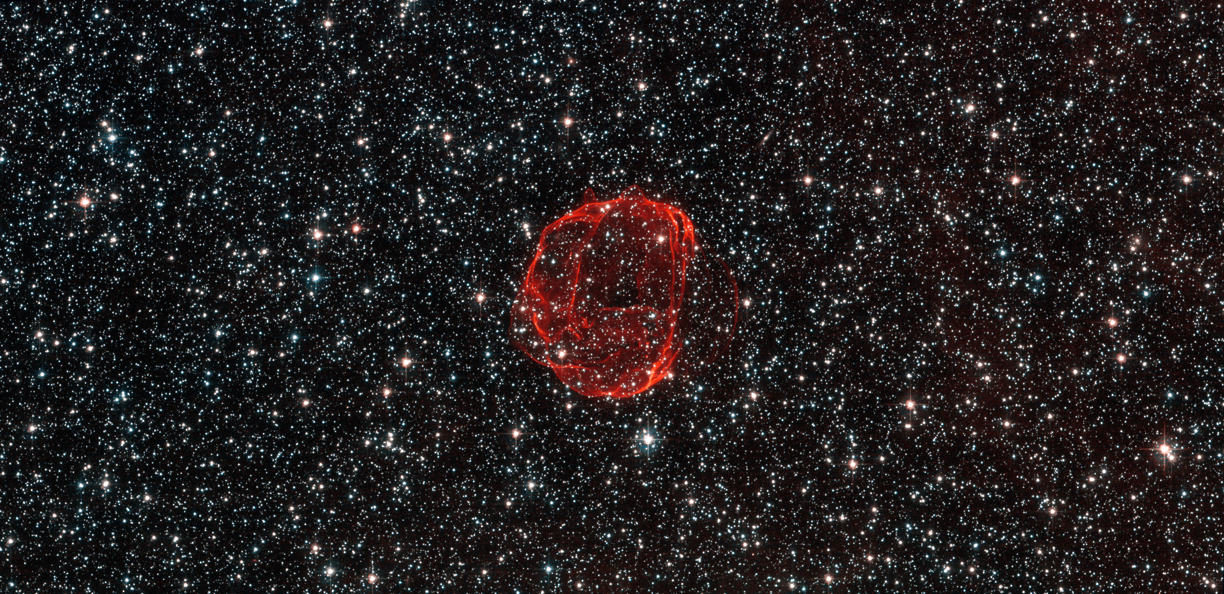 File:The remains of a star gone supernova.jpg