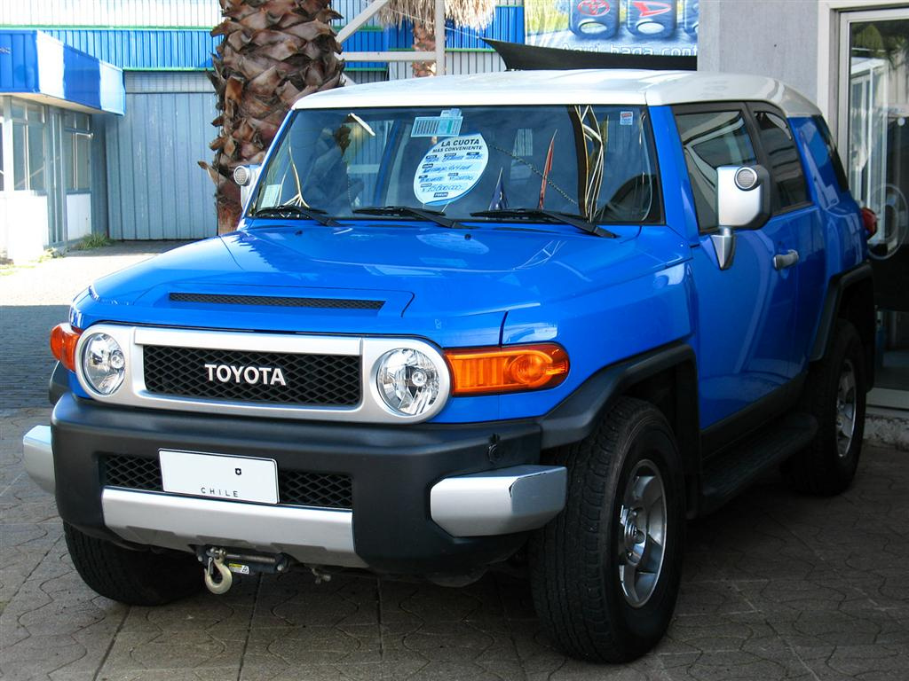file toyota fj cruiser wikimedia commons. Black Bedroom Furniture Sets. Home Design Ideas