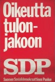 Sosialidemokraattinen Puolue