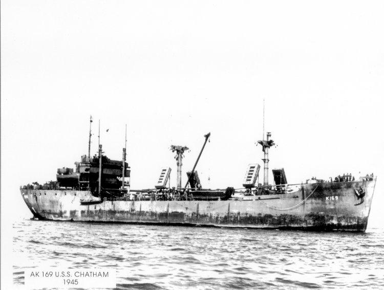 Honda Of Greeley >> USS Chatham (AK-169) - Wikipedia