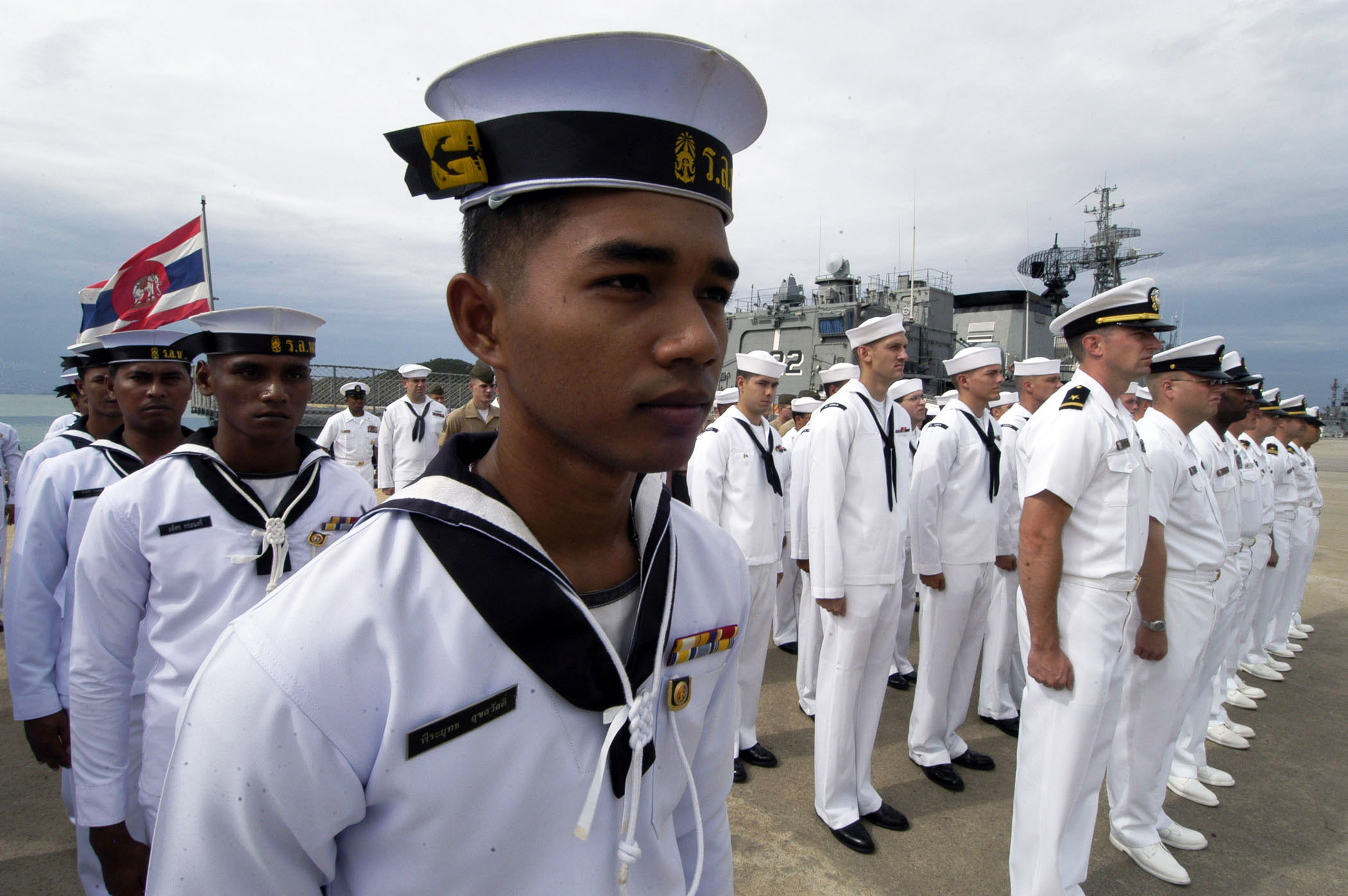 United States Navy sailors
