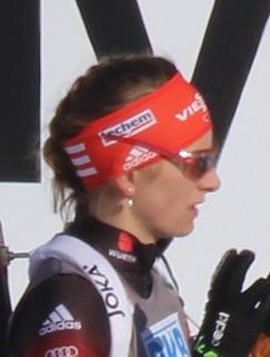 Vanessa Hinz at Biathlon WC 2015 Nové Město (cropped).jpg