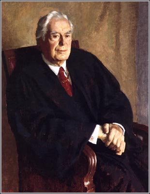 Painting of Burger Warren Burger Official.jpg