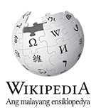 Logo of the Tagalog Wikipedia