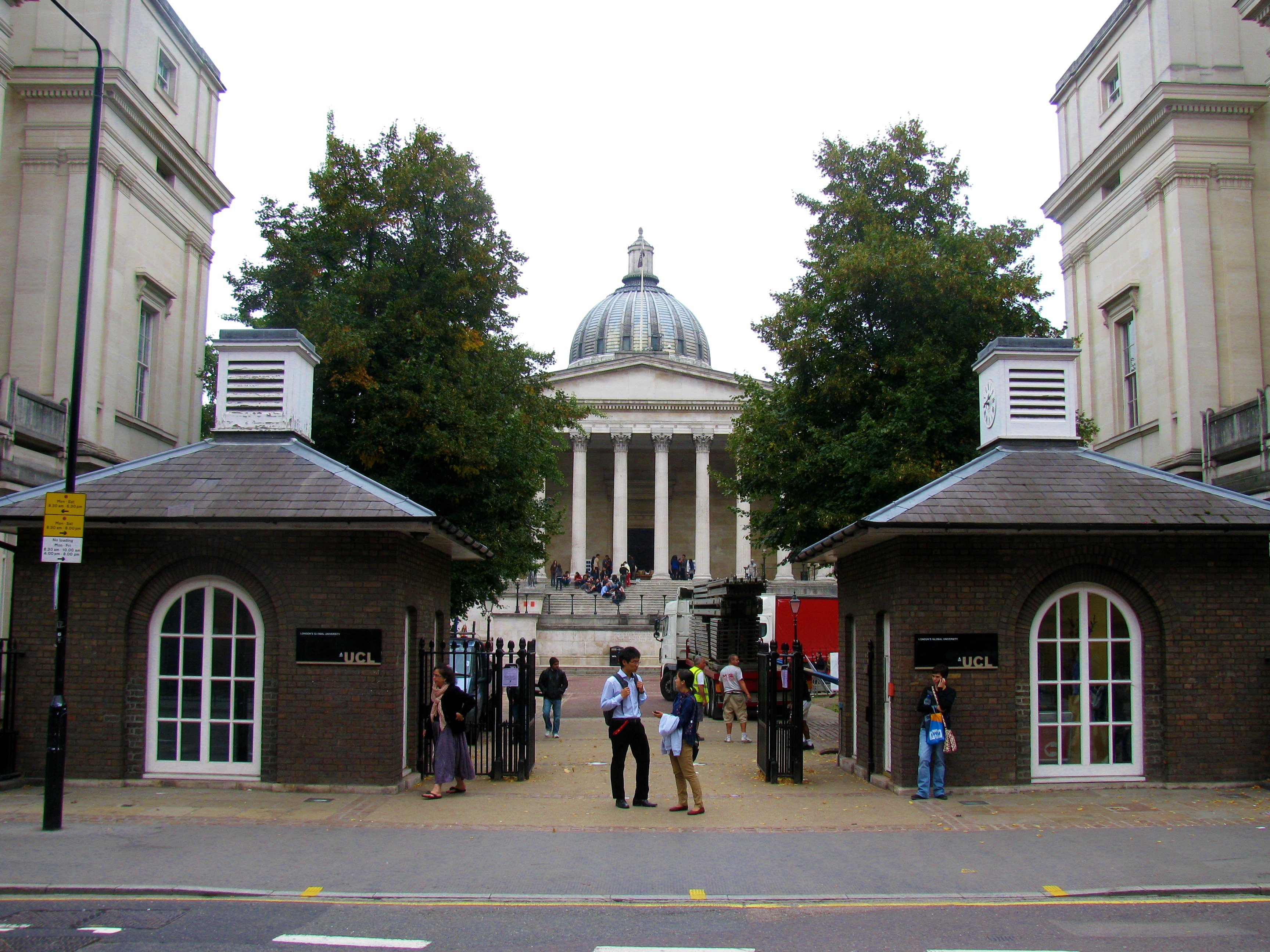 image of University College London