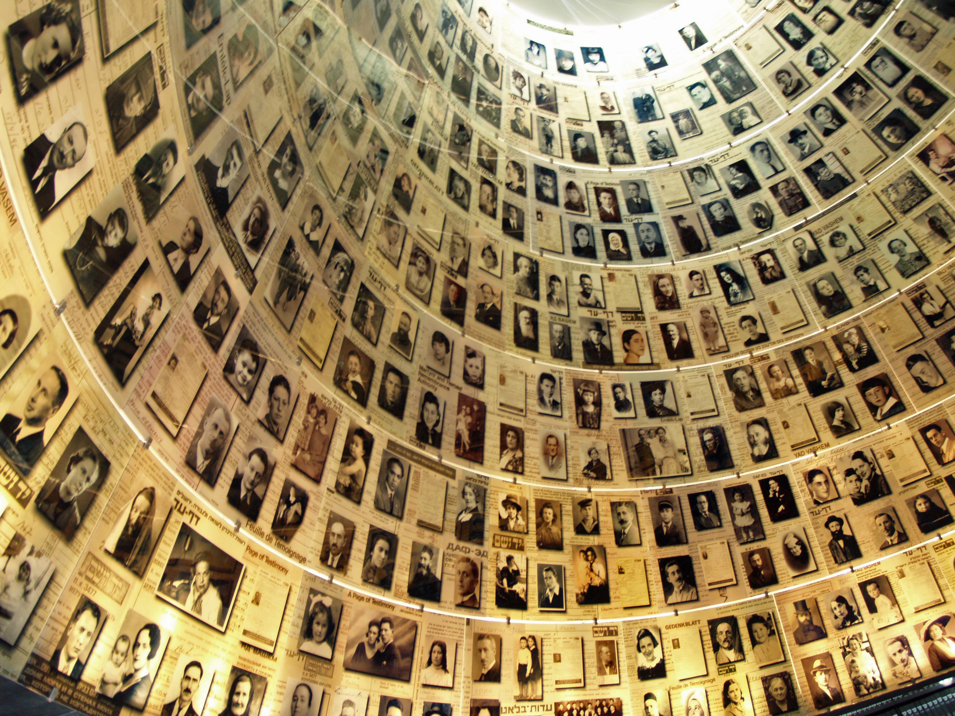 Mapa - Yad Vashem – El Museo del Holocausto [The Holocaust ...