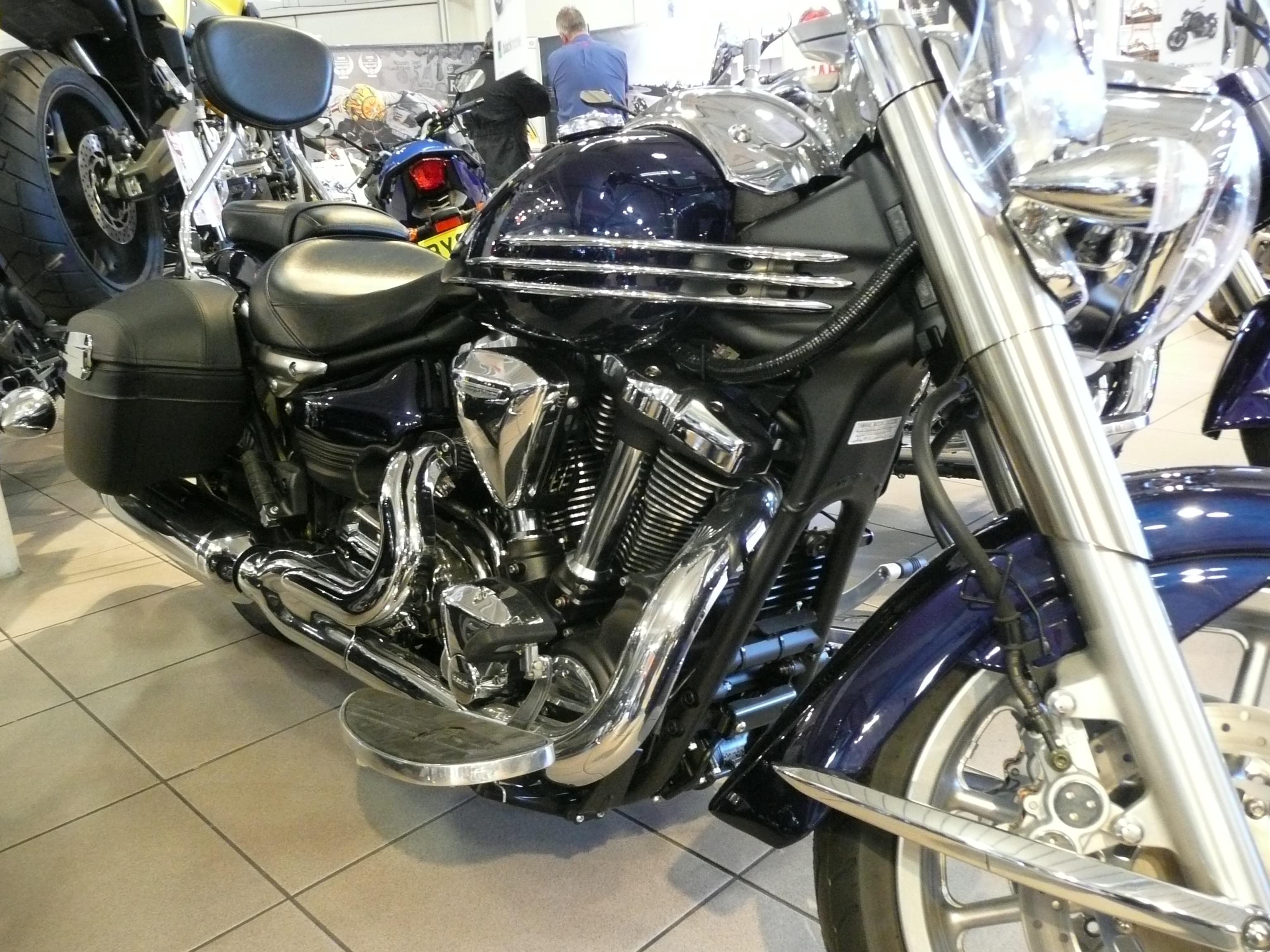 Clutch Lever 1900 CC Yamaha XV 1900 A Midnight Star  2006