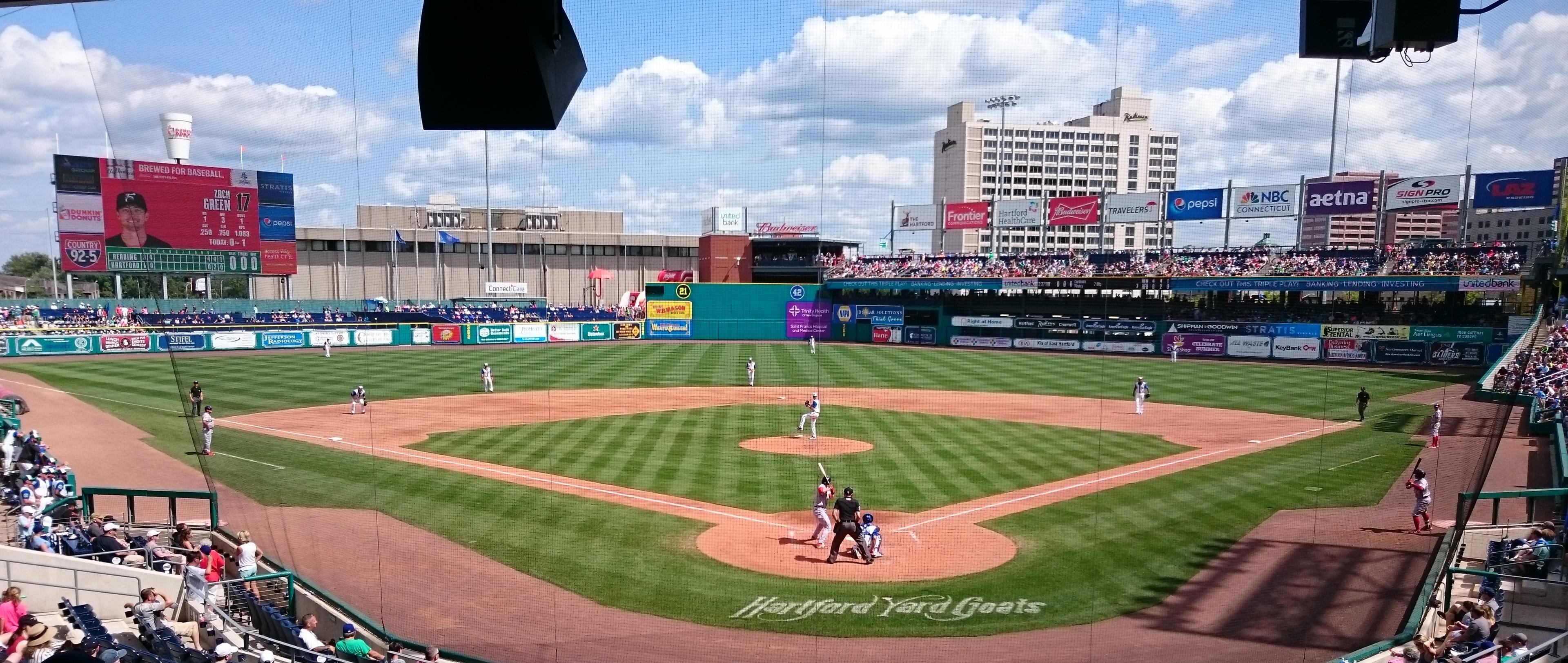 List of Double-A baseball stadiums - Wikipedia