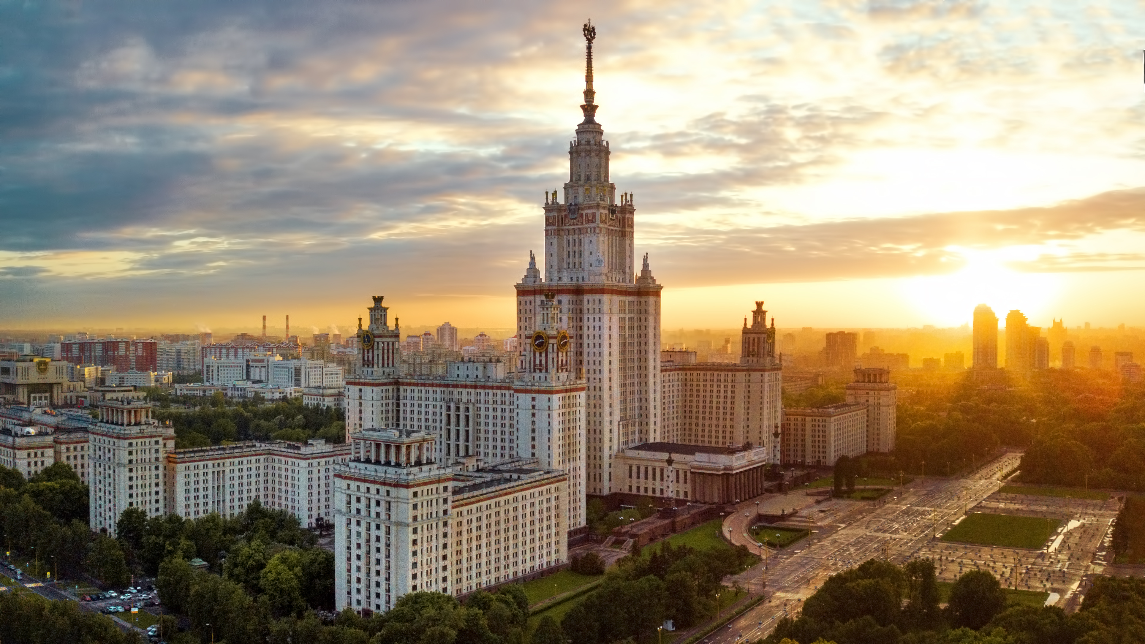 Stalinist architecture - Wikiwand