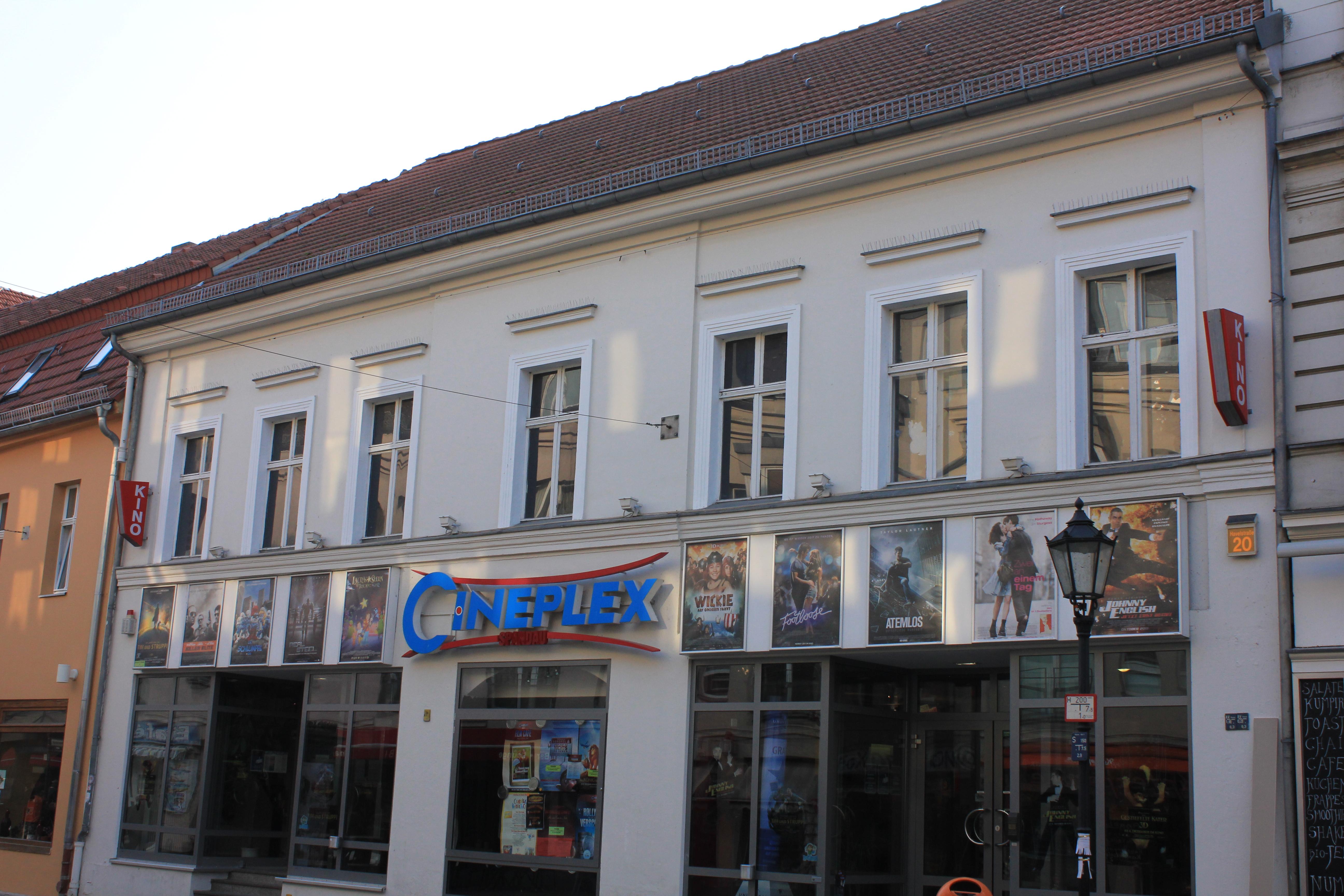 Liste Der Kinos Im Berliner Bezirk Spandau Wikiwand