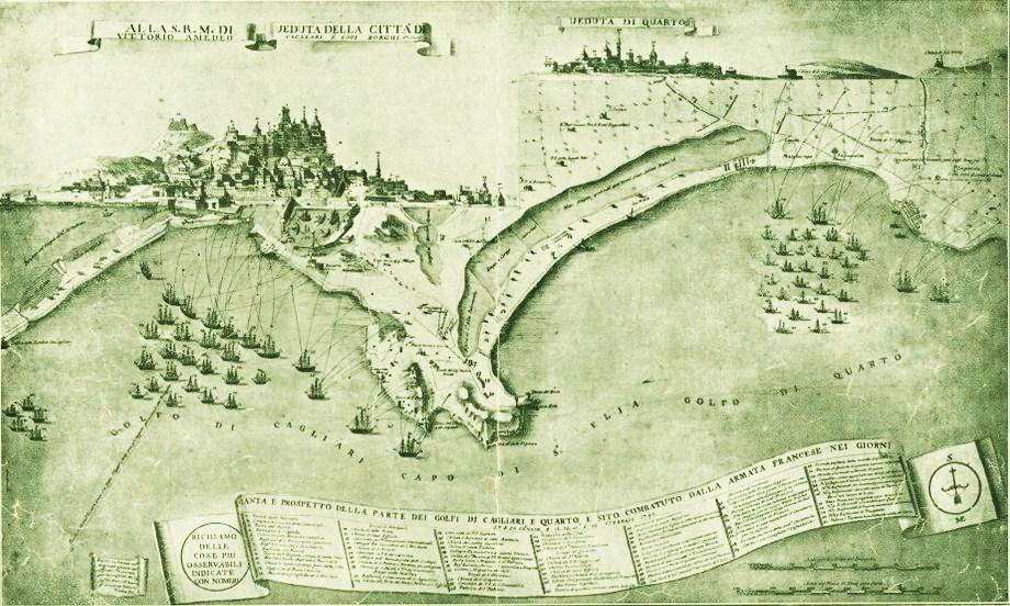 Spedizione francese in sardegna wikipedia for Cortile della campagna francese