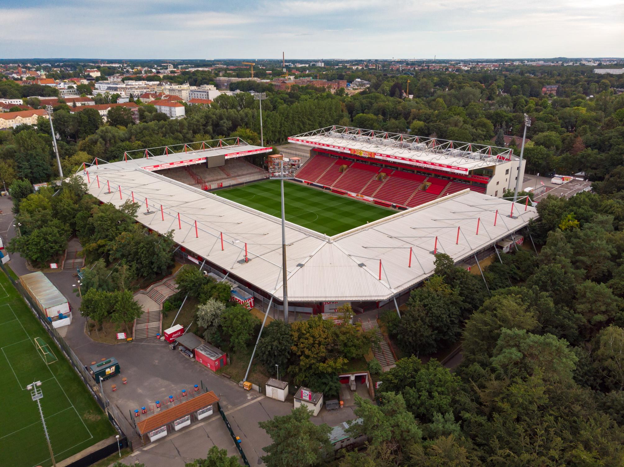Stadion An der Alten Försterei - Wikipedia