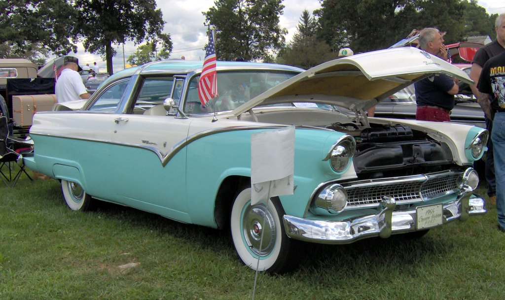 File 1955 Ford Crown Victoria Jpg Wikimedia Commons