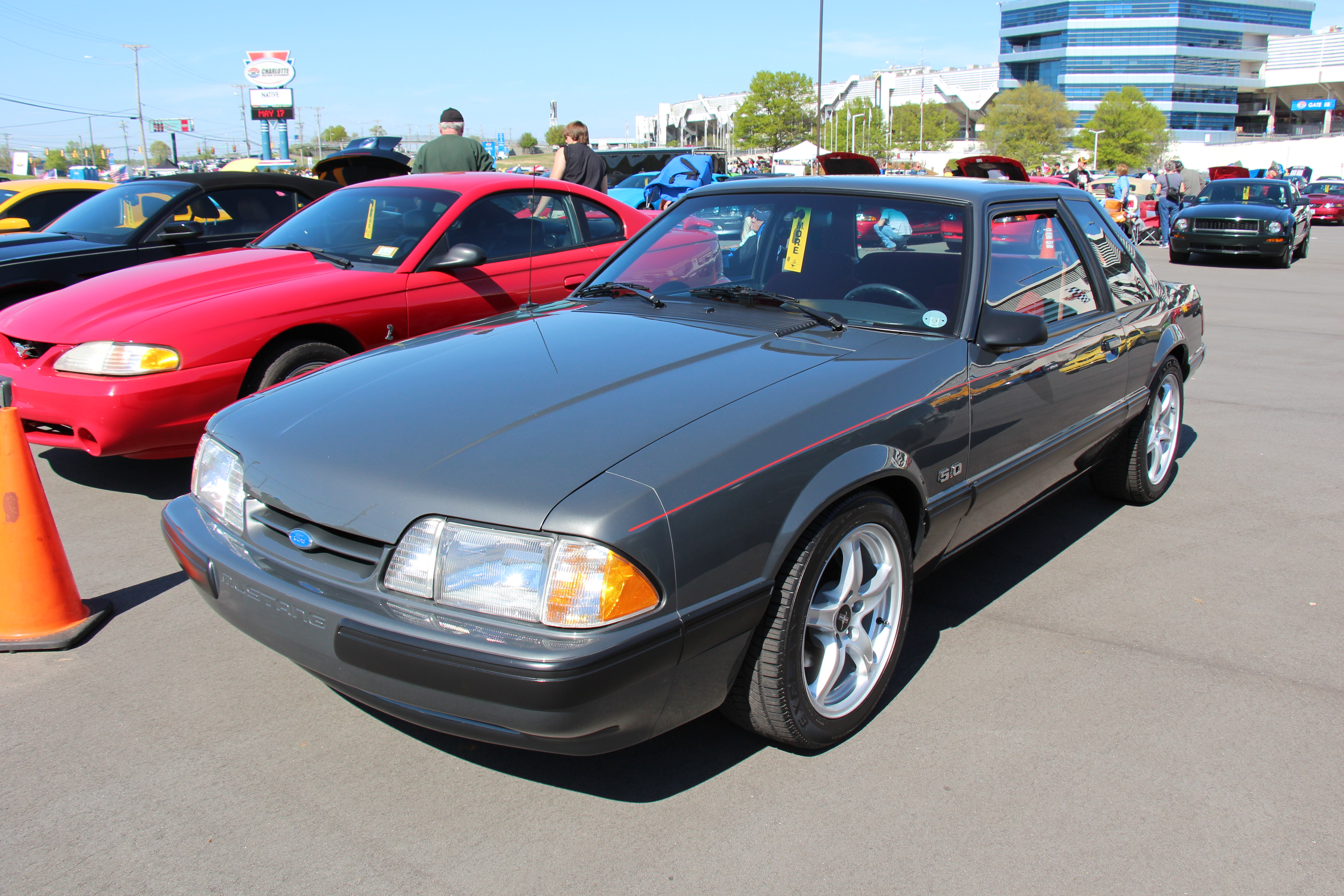 File:1989 Ford Mustang LX Coupe (14402804664).jpg ...