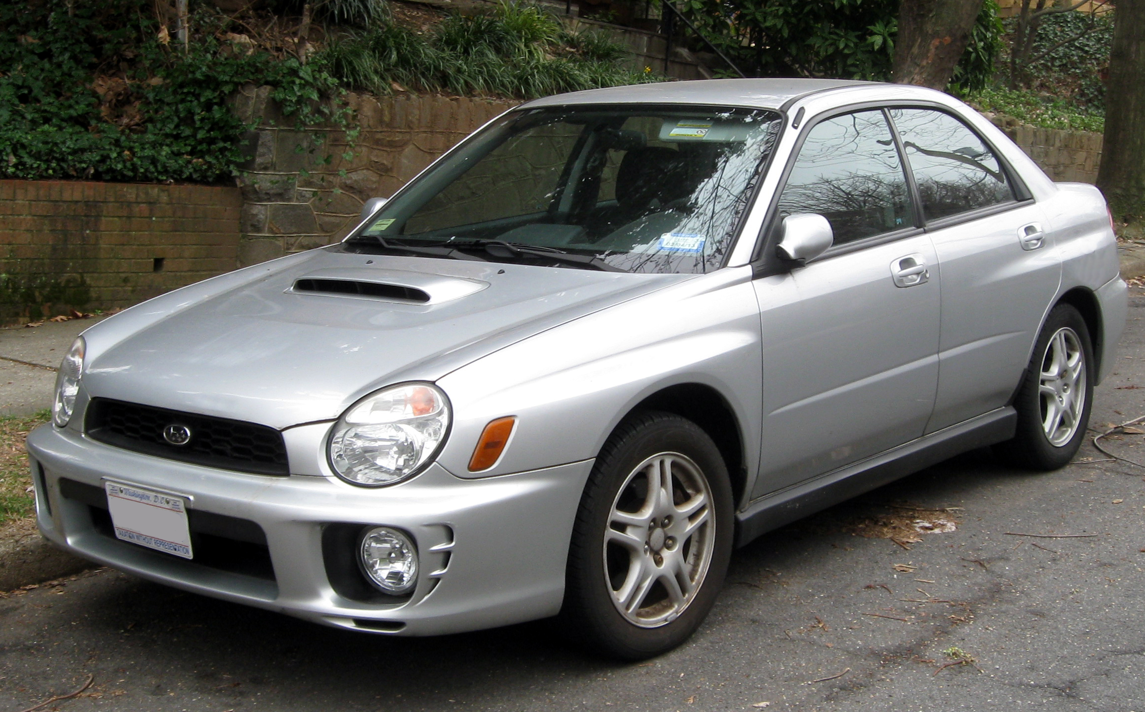 Did The 2011 2012 2013 Or 2014 Subaru Wrx Wagon Come In