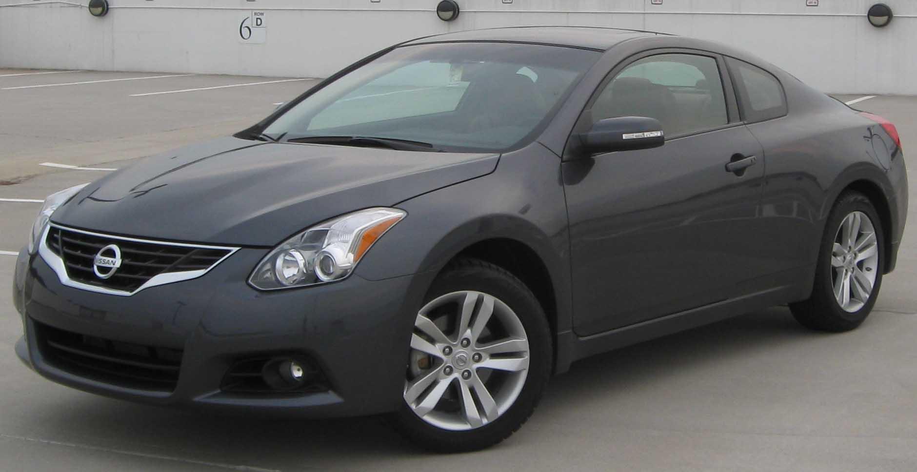 Nissan Altima Used Car Price
