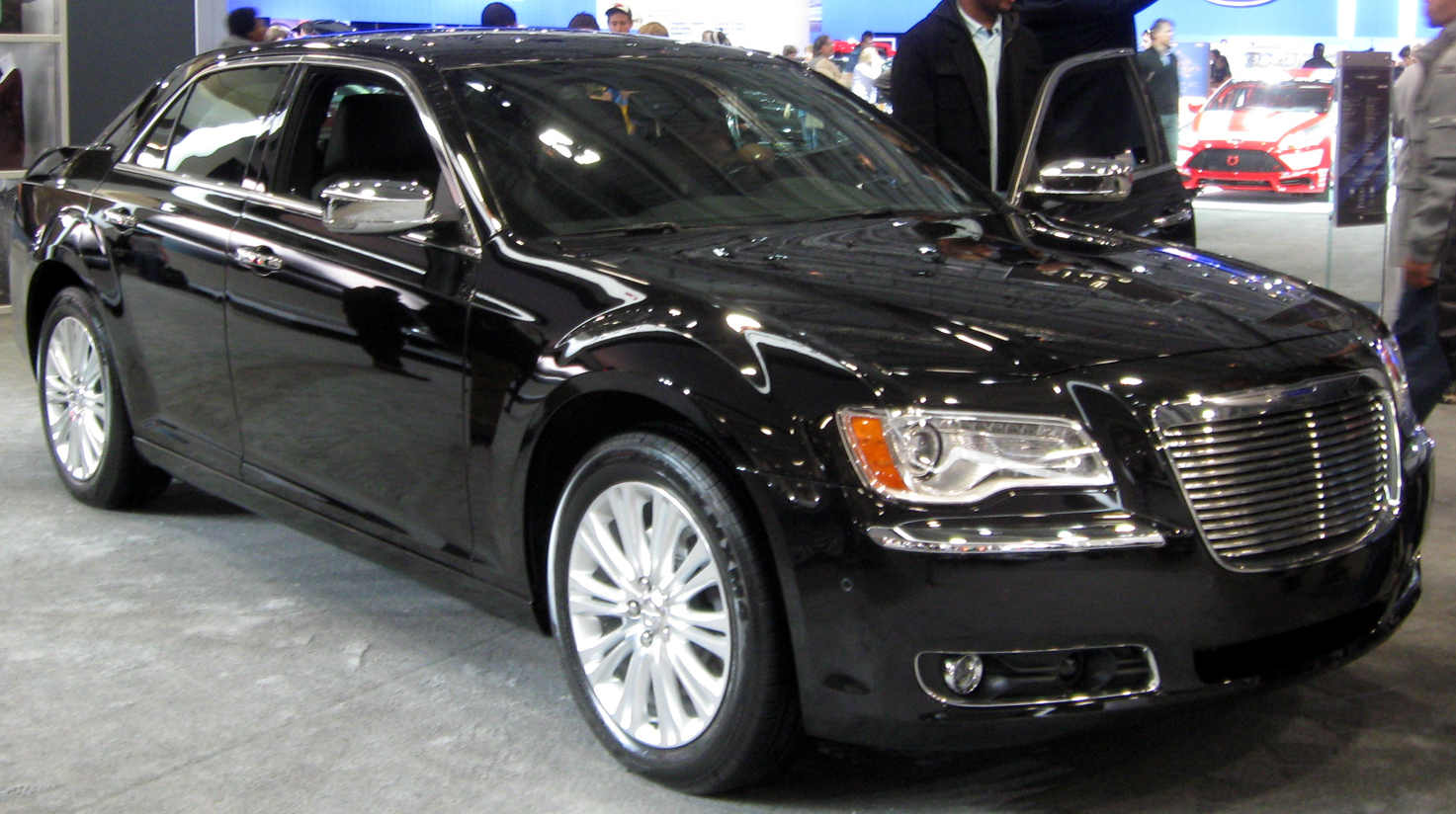 2011 Chrysler 300C AWD
