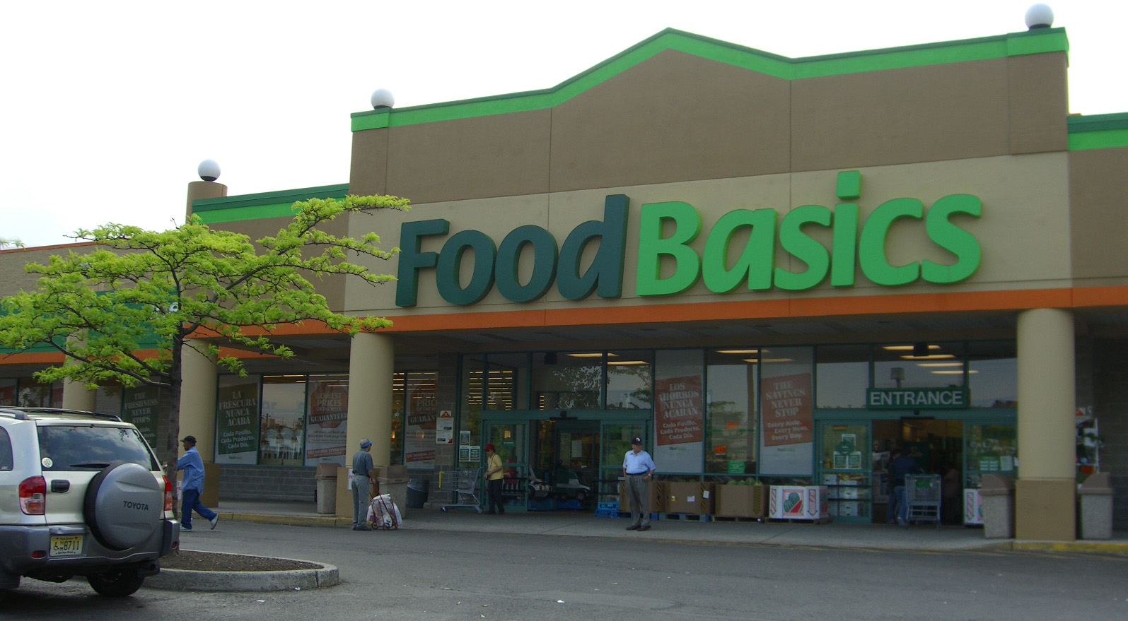 Locations Of Basics Food On Old Kingston Rd