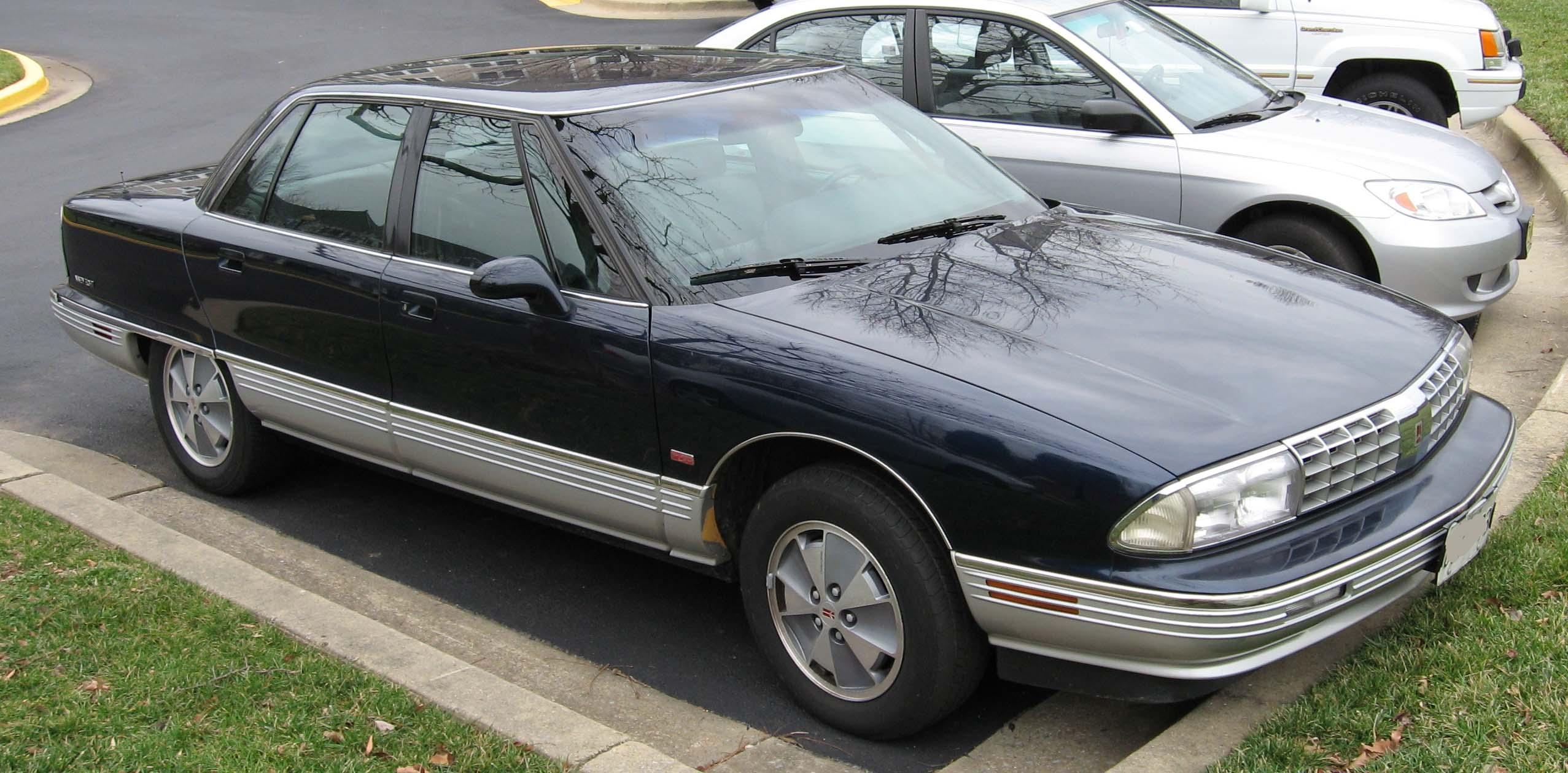 1991 1993 oldsmobile ninety eight