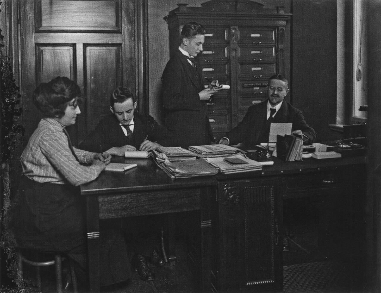 File Ahw Rudolf Lauche Ag Buero Leipzig 1920 Jpg Wikimedia Commons