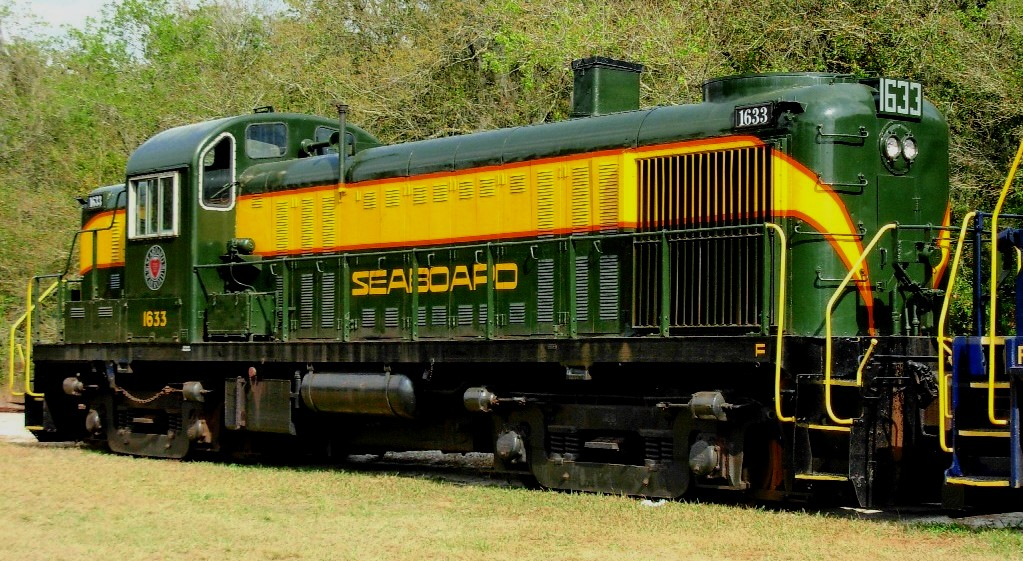 ALCO RS3 Seaboard Air Line