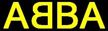 Logotipo de ABBA
