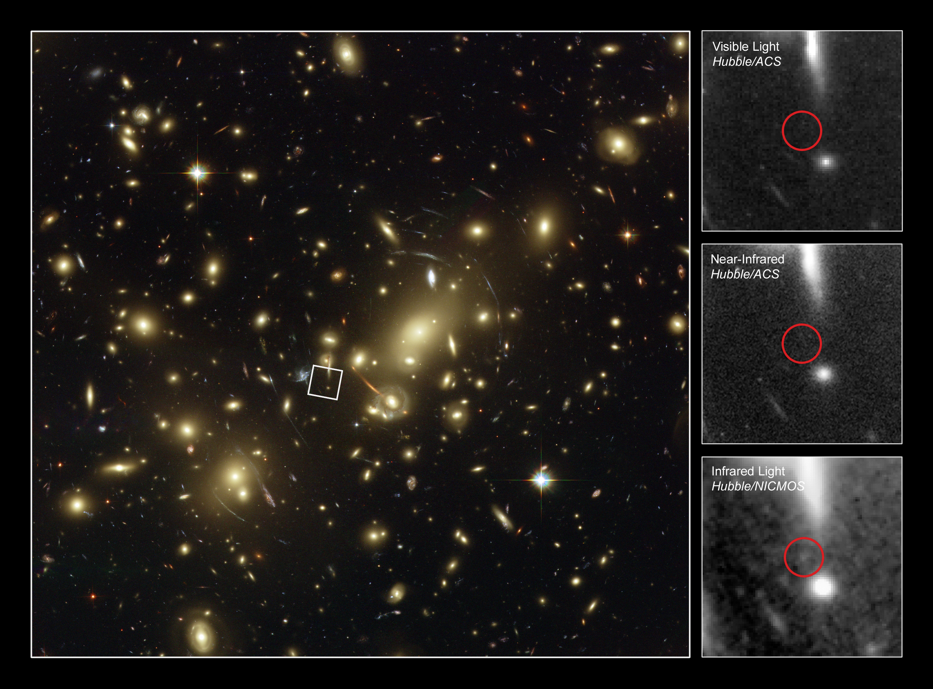 File:Abell 2218 z1 (very distant galaxy).jpg