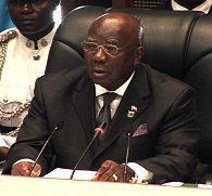 Ahmad Tejan Kabbah President of Sierra Leone