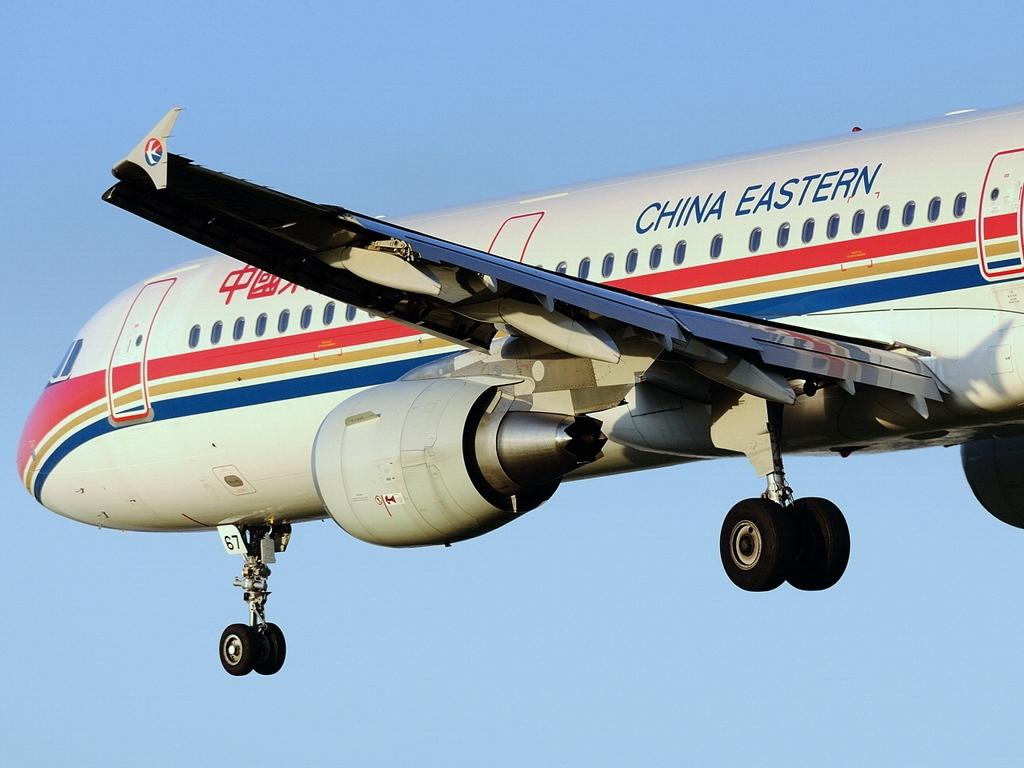 File airbus a321 211 china eastern airlines - China eastern airlines sydney office ...