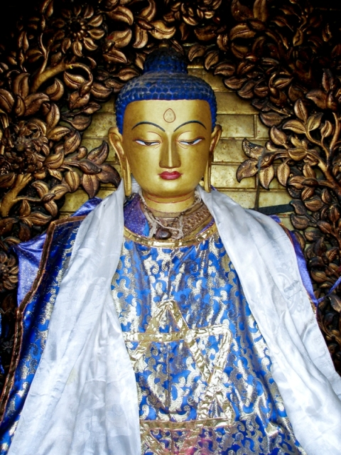 File:Akshobhya Buddha ( अक्षोभ्य तथागत