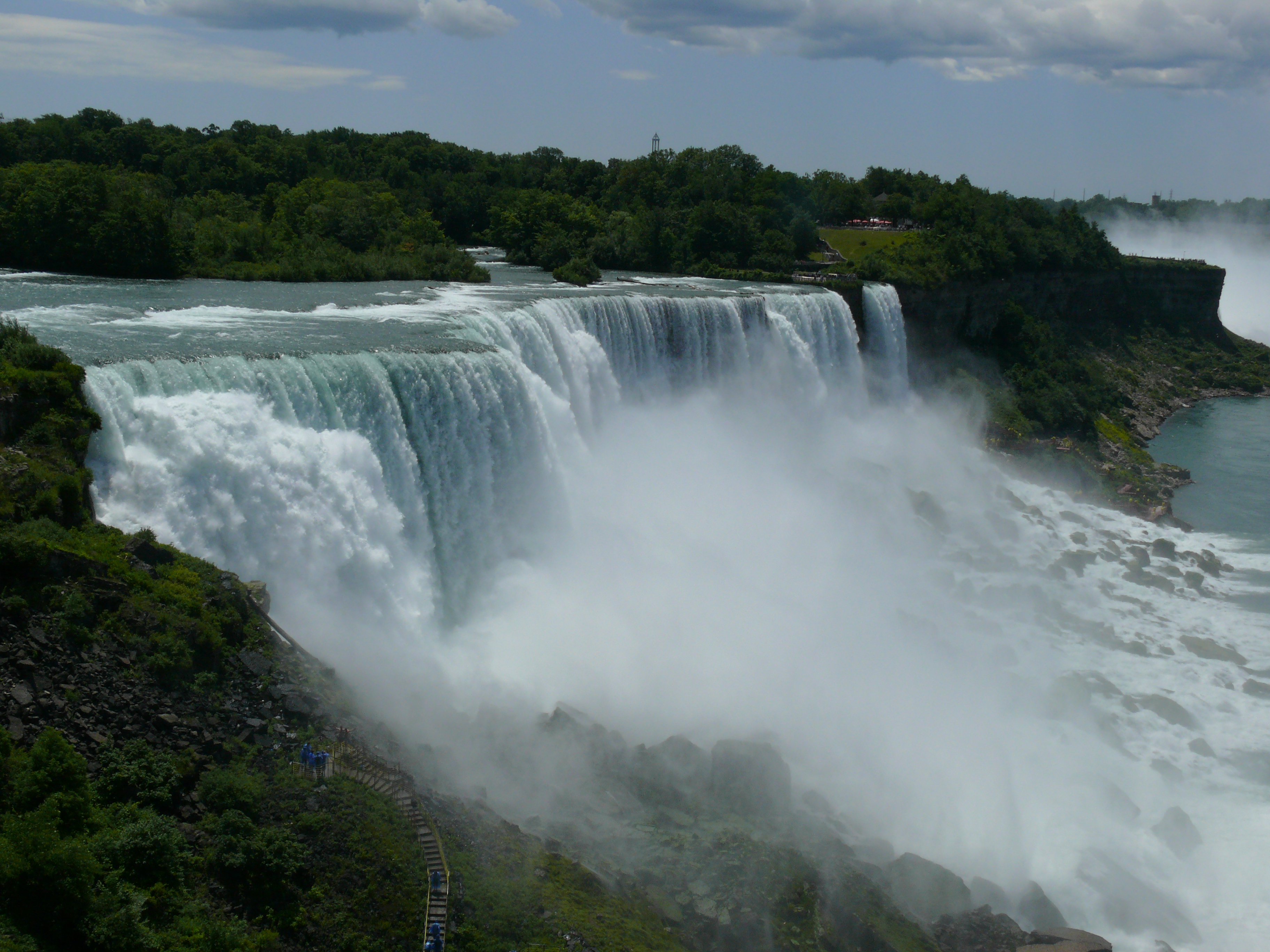 File American Falls 7 Jpg Wikimedia Commons