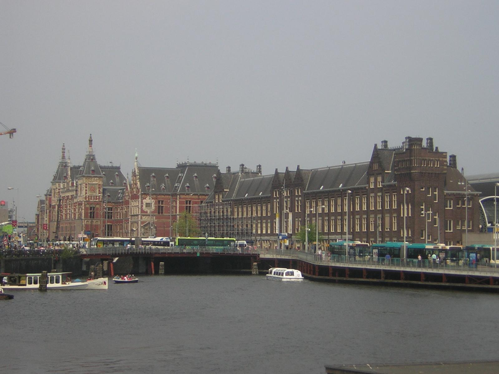 Hotel Amsterdam Centraal Station Ibis