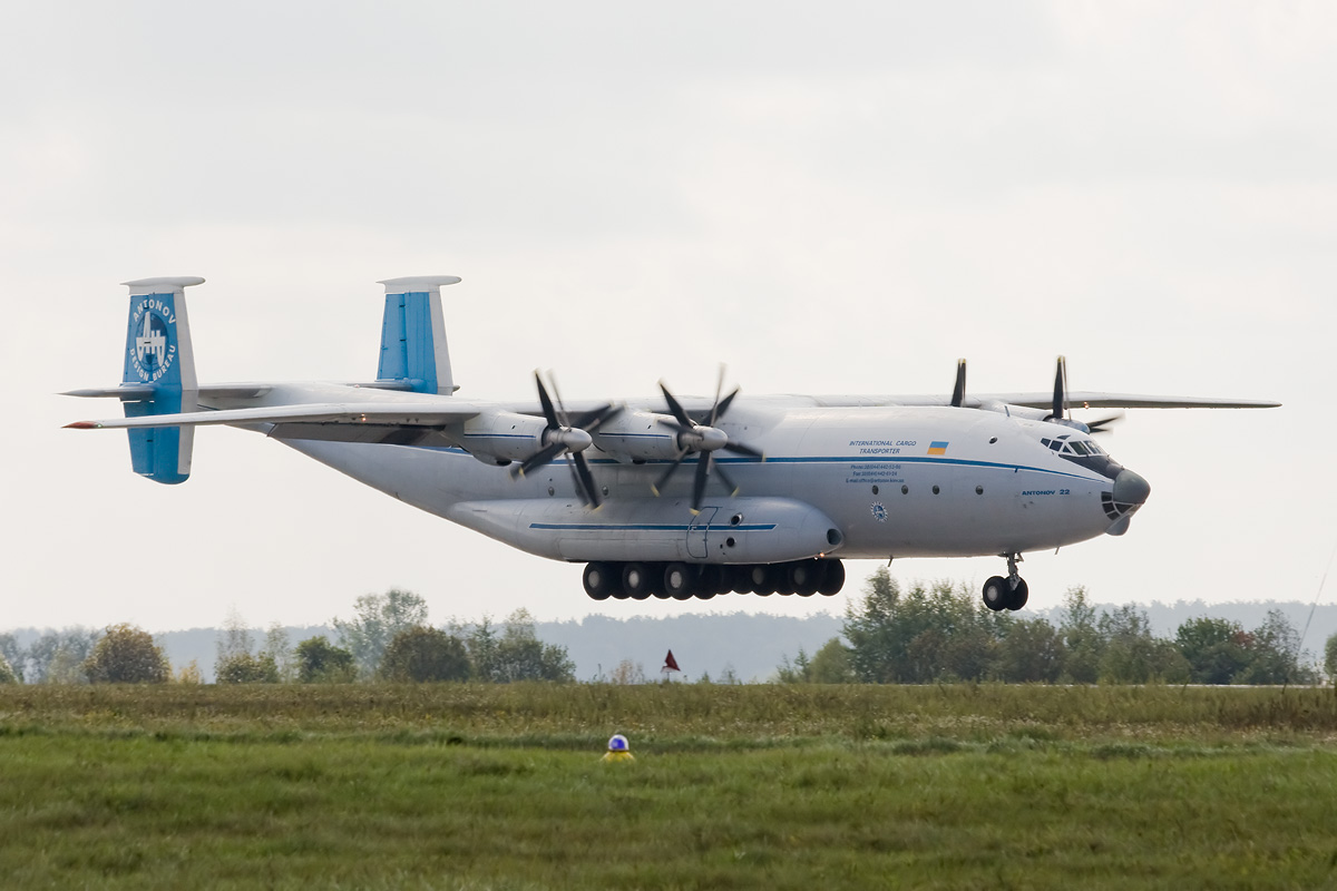 Image result for Antonov An-22